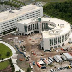 Another Arial View of the Progress.